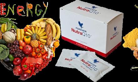 FOREVER NUTRA Q 10 – zdravlje krvožilnog sustava