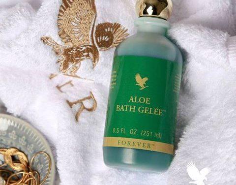 Aloe Bath Gelee