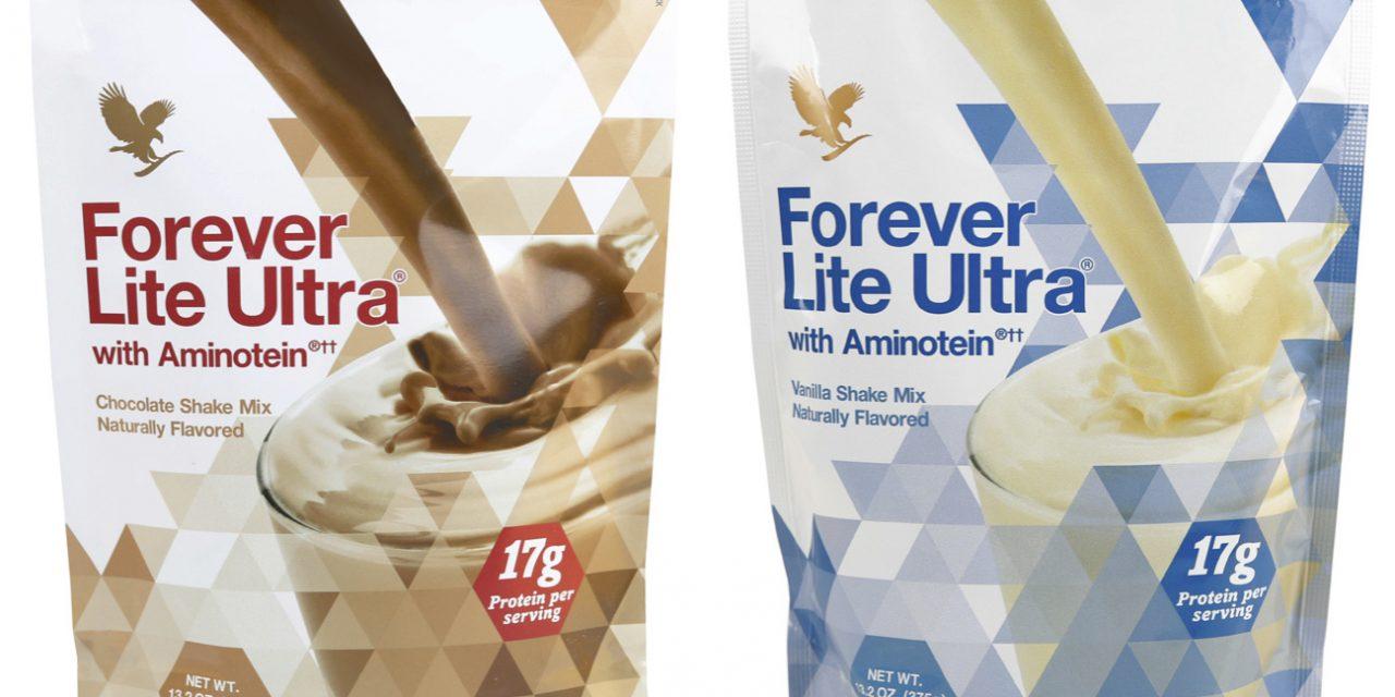 Forever Lite Ultra s Aminoteinom