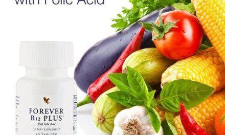 Forever B12 Plus- Vitaminske tablete s vitaminom B12 i folnom kiselinom