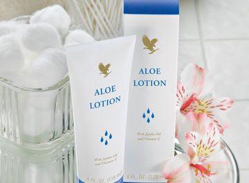 ALOE LOTION –  krema za njegu kože pojačanim protuupalnim djelovanjem