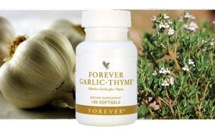 GARLIC-THYME – snažni antioksidans