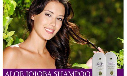 Aloe-Jojoba Shampoo & Conditioner