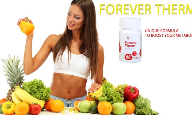FOREVER THERM – Ubrzava metabolizam i daje energiju