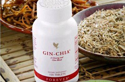 GIN-CHIA – energetska bomba