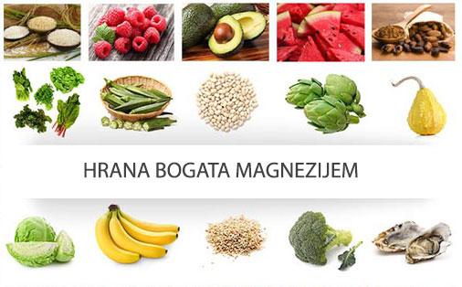 Magnezij za zdravlje srca