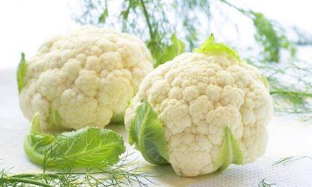 Karfiol pun vitamina