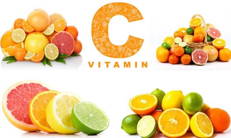 Vitamin C …