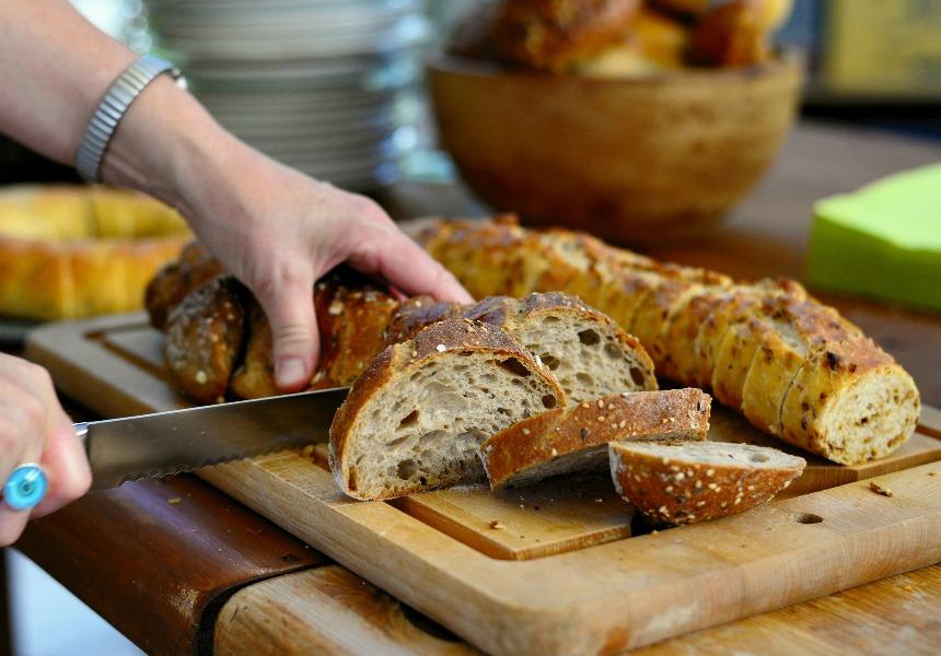 Kruh naš svagdašnji !
